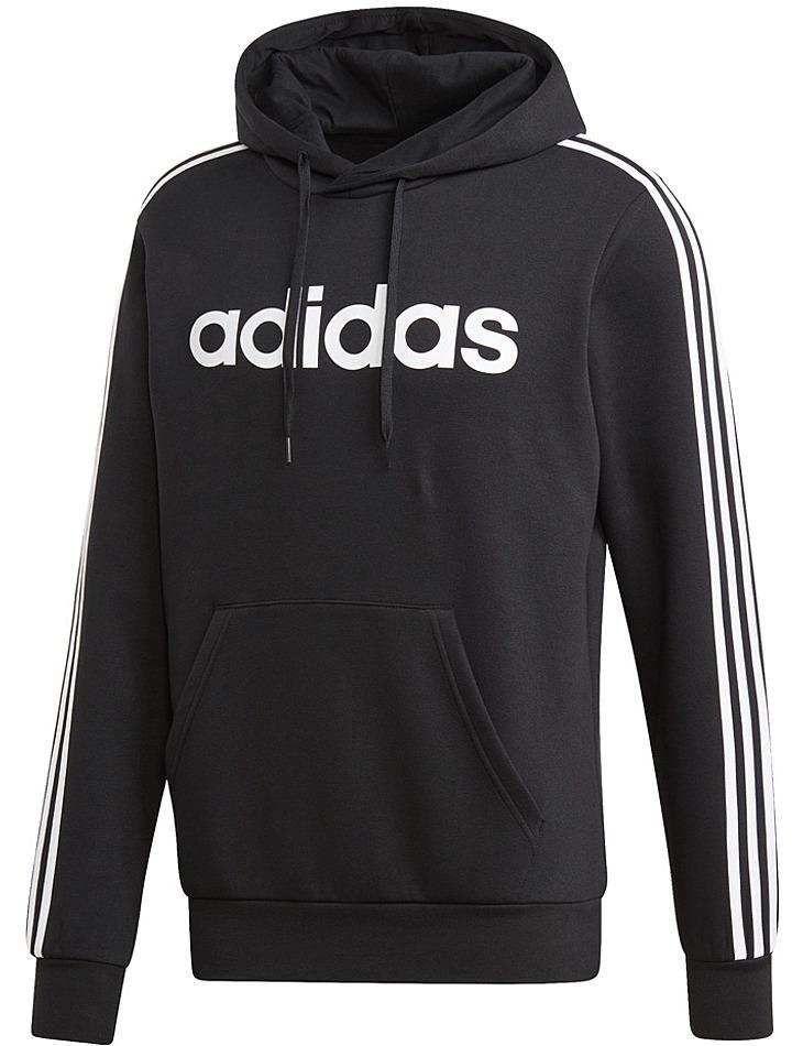 Čierna mikina Adidas Essentials vel. S