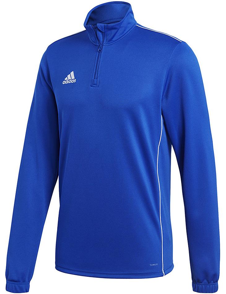 Modrá mikina Adidas Core 18 vel. M