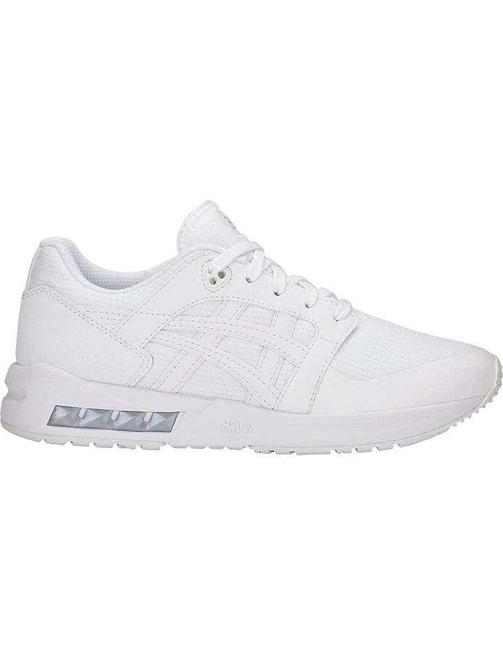 Biele detské topánky Asics vel. 39
