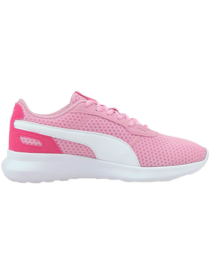 Ružové detské topánky Puma ST Active Jr vel. 39