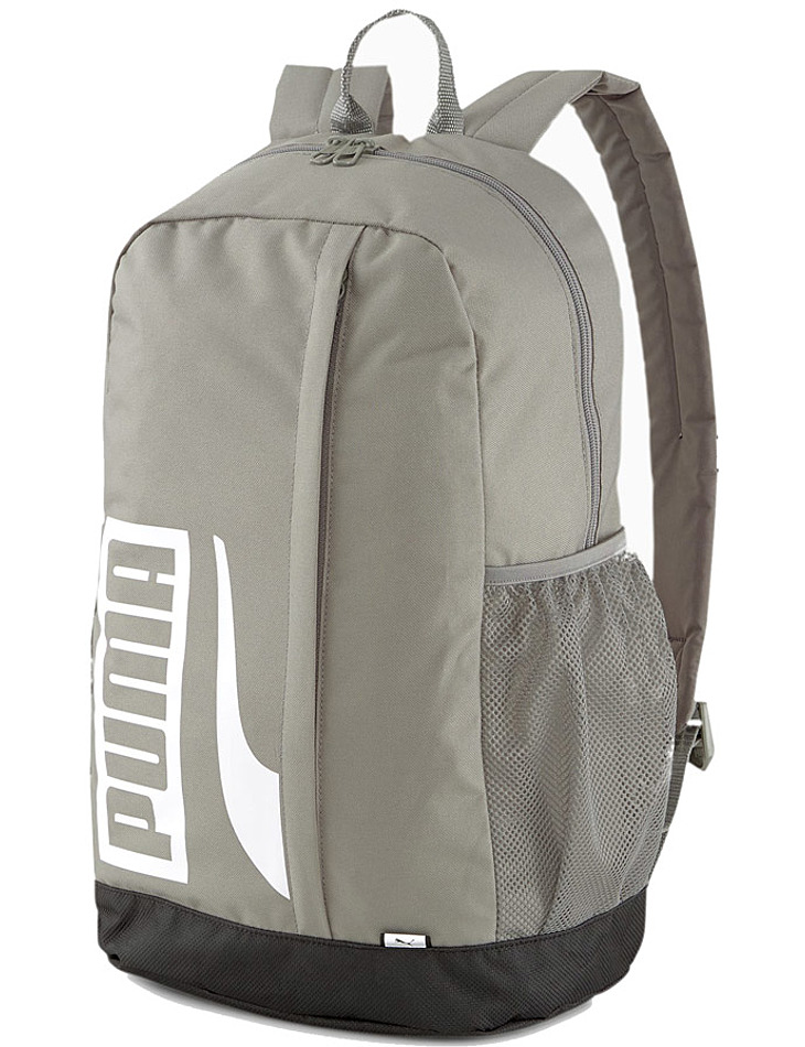Šedý batoh Puma Plus II