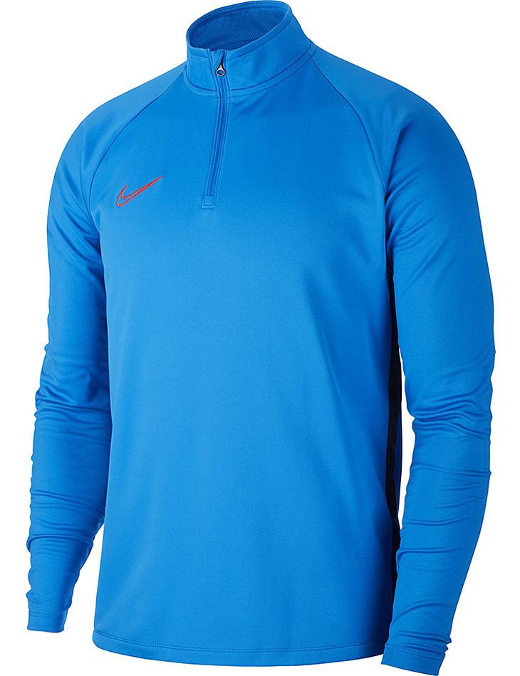 Pánska modrá mikina Nike vel. XL
