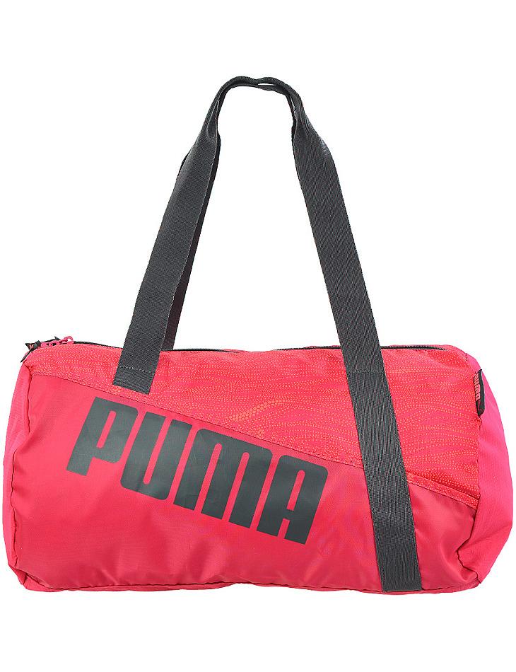 Červená taška Puma