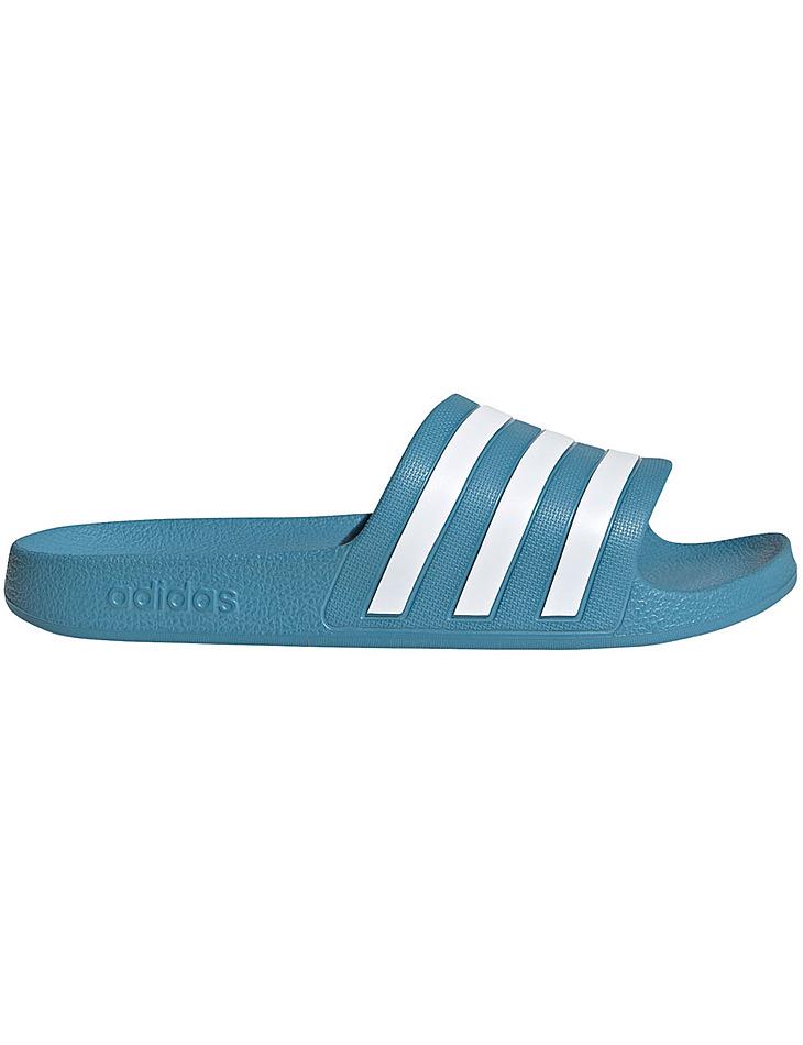 Modré unsiex papuče Adidas vel. 37