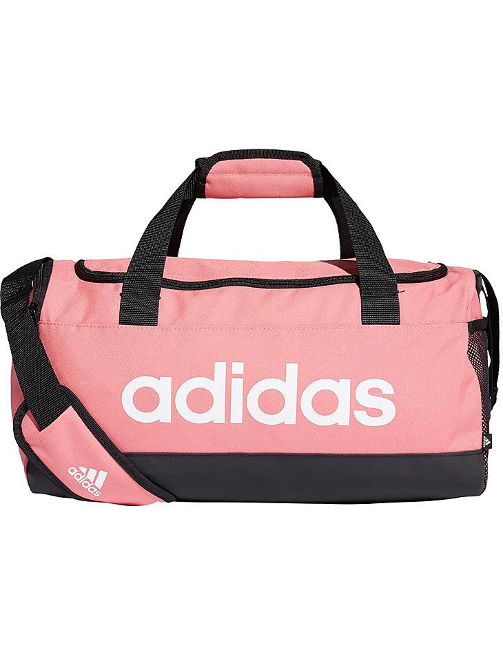 Ružová športová taška Adidas