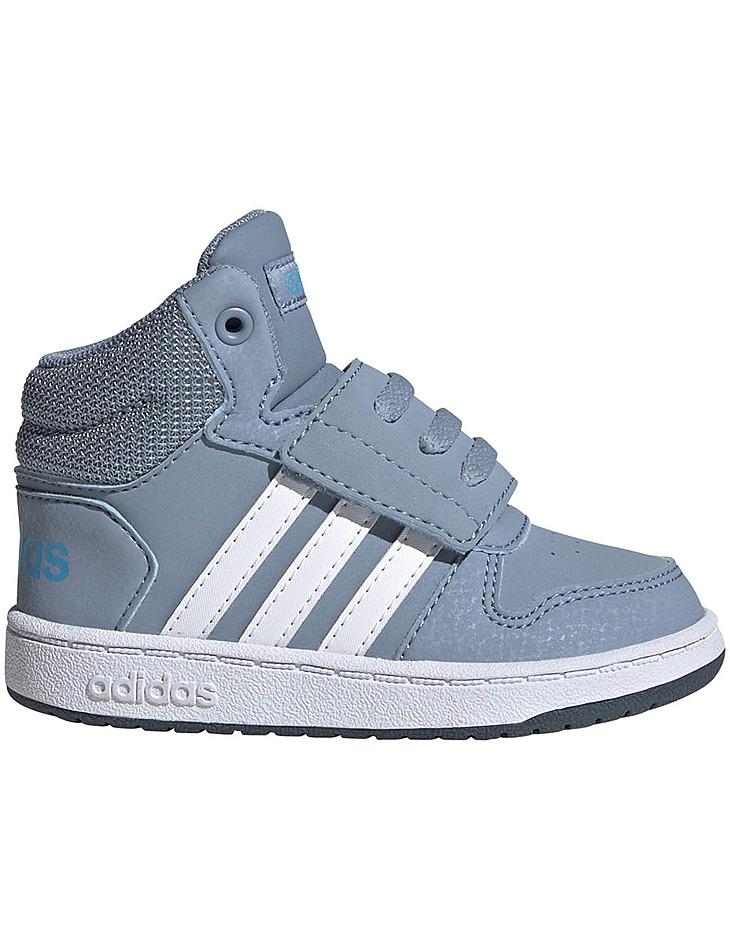 Modré detské topánky Adidas vel. 22