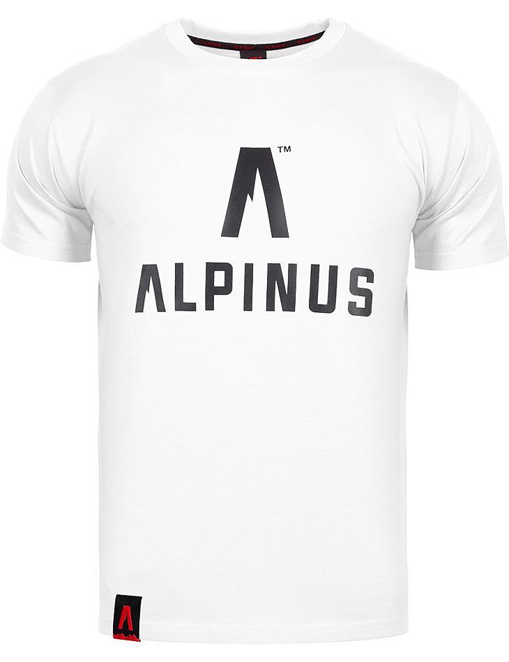 Alpinus Classic pánske tričko vel. S