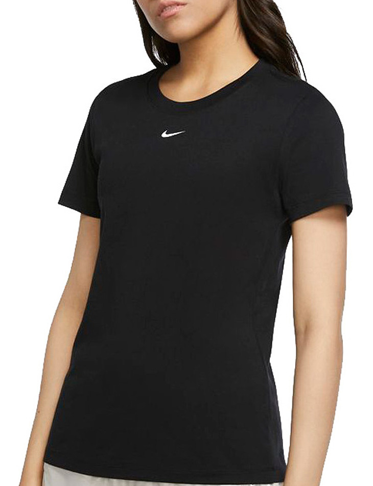 Čierne dámske tričko Nike vel. M