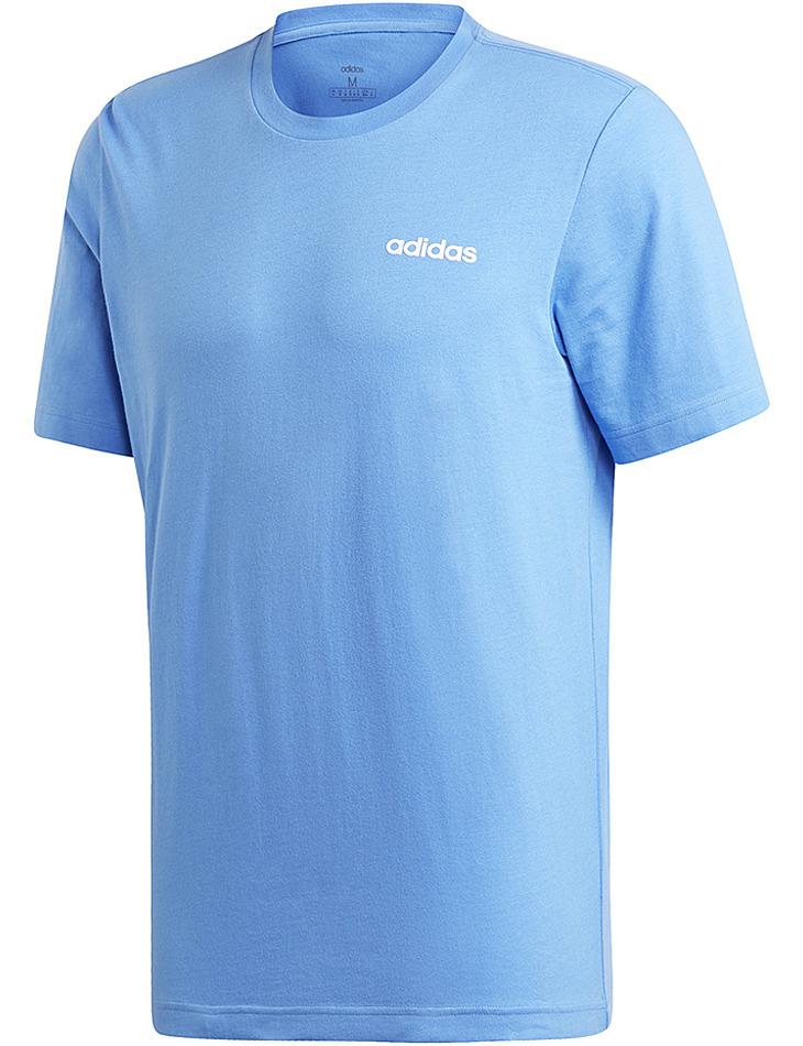 Modré pánske tričko Adidas vel. M