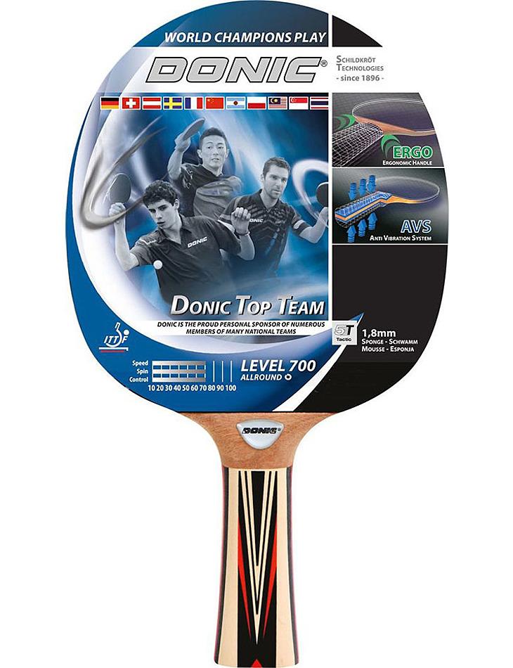 Raketa na stolný tenis Donic