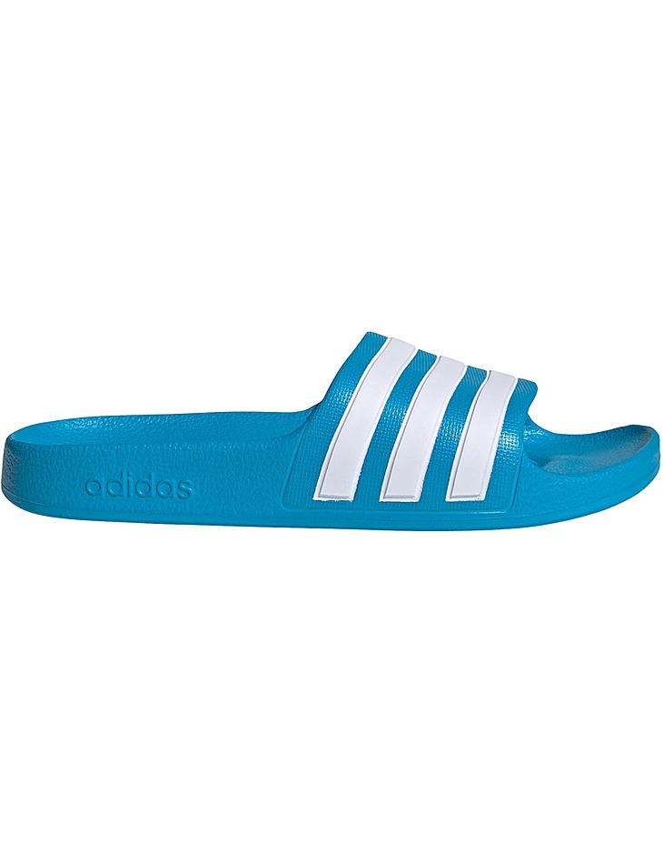 Modré detské papuče Adidas vel. 28