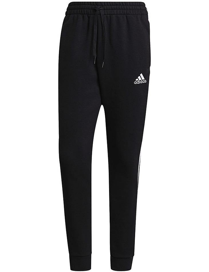 Čierne pánske nohavice Adidas vel. 2XL