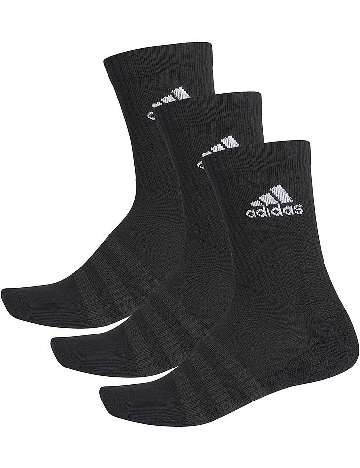 Čierne ponožky Adidas vel. 46-48