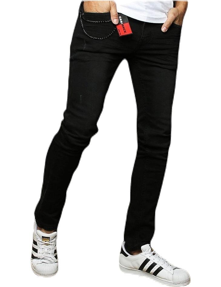 čierne pánske nohavice vel. 30