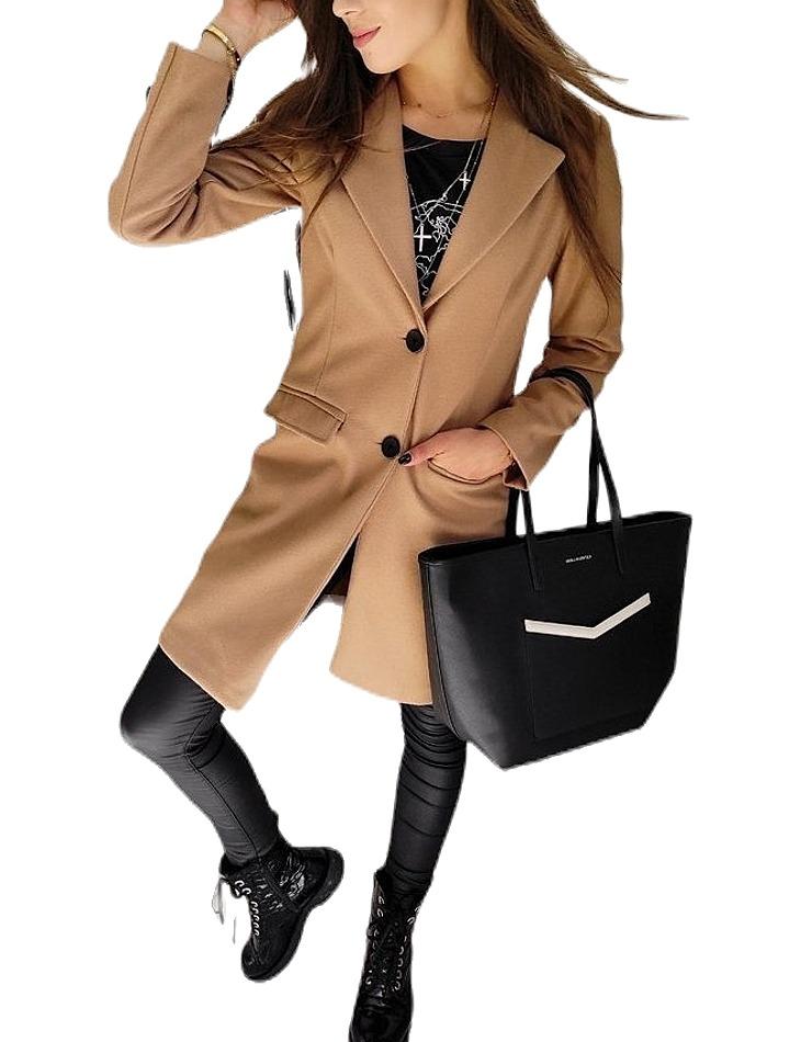 Camel dámsky kabát vel. XL