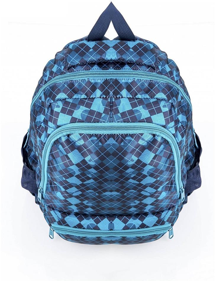 Tmavo-modrý ruksak vel. univerzální