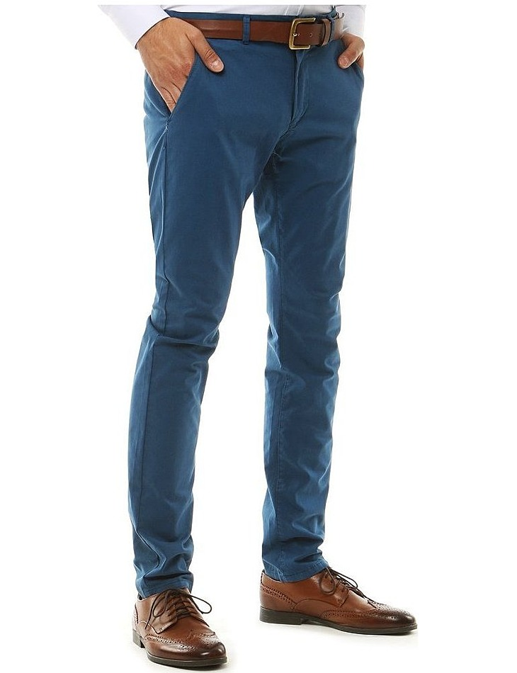 Pánske modré nohavice vel. 30