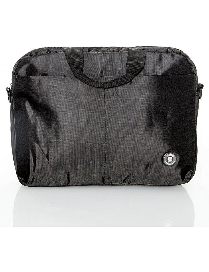 Čierna taška na notebook vel. univerzální