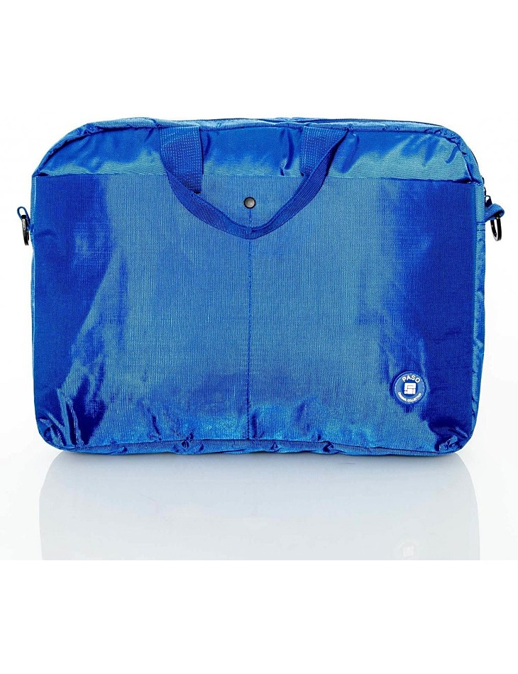 Modrá taška na notebook vel. univerzální