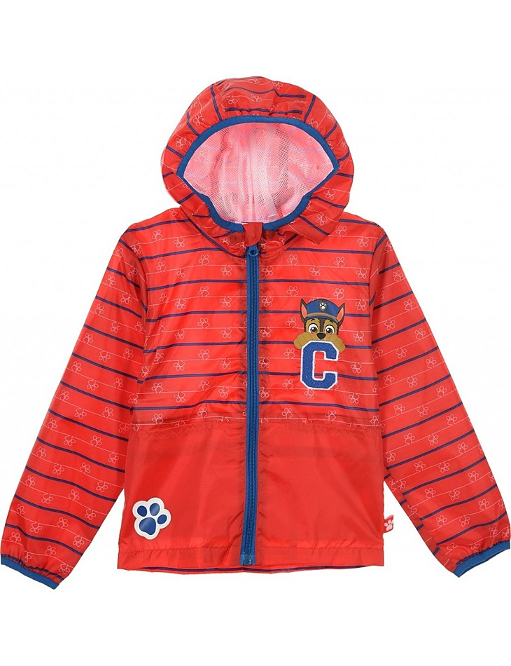 Tlapková patrola - chlapčenská bunda vel. 116