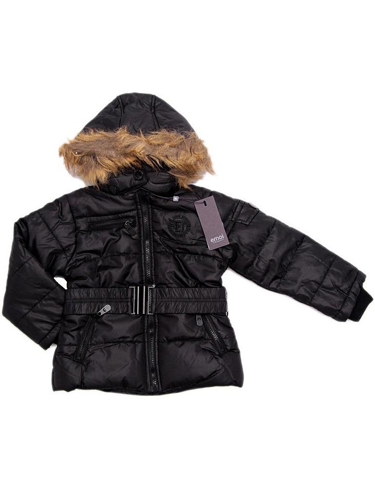 Dievčenská zimná bunda vel. 116