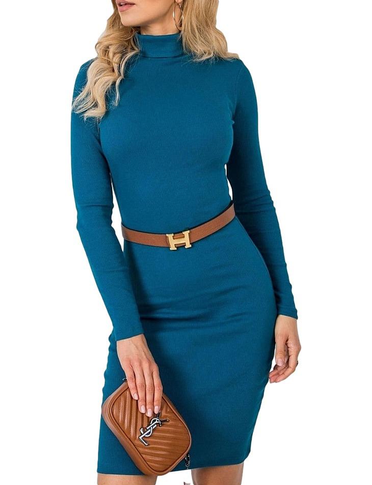 Dámske zelené šaty vel. L/XL