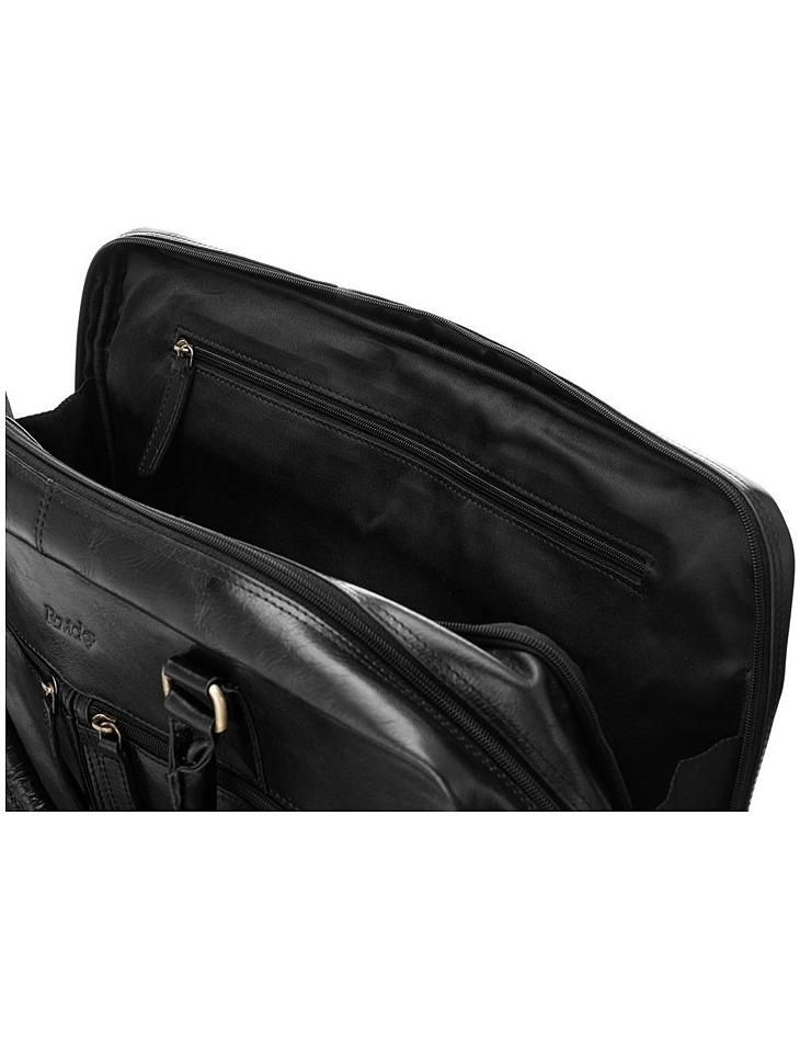 """Rovicky čierna pánska taška na notebook 17 """" vel. ONE SIZE"""