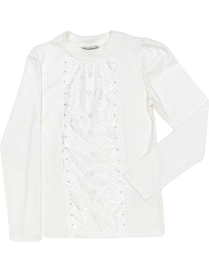 Dievčenské tričko s čipkou vel. 164
