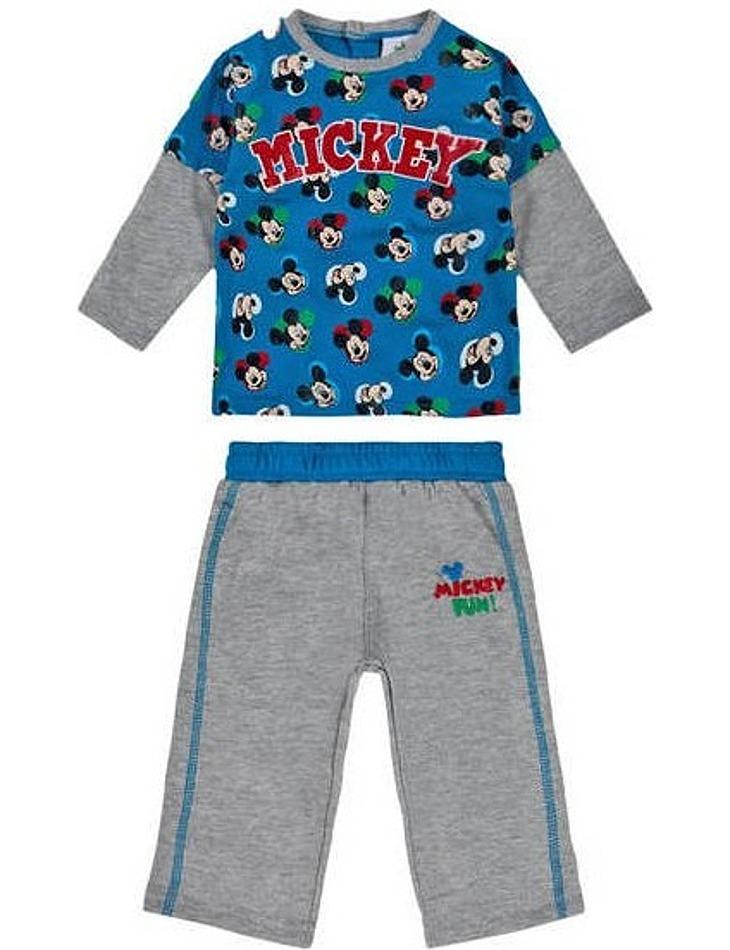 Mickey mouse set pre chlapcov vel. 67