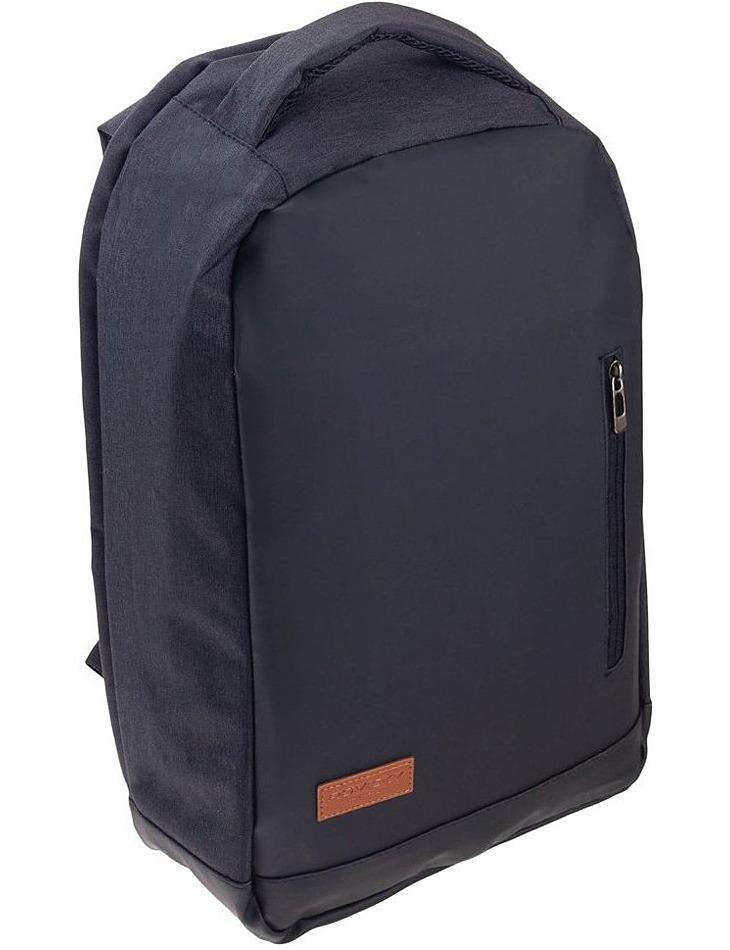 """Rovicky čierny batoh s vreckom na notebook 17 """" vel. ONE SIZE"""