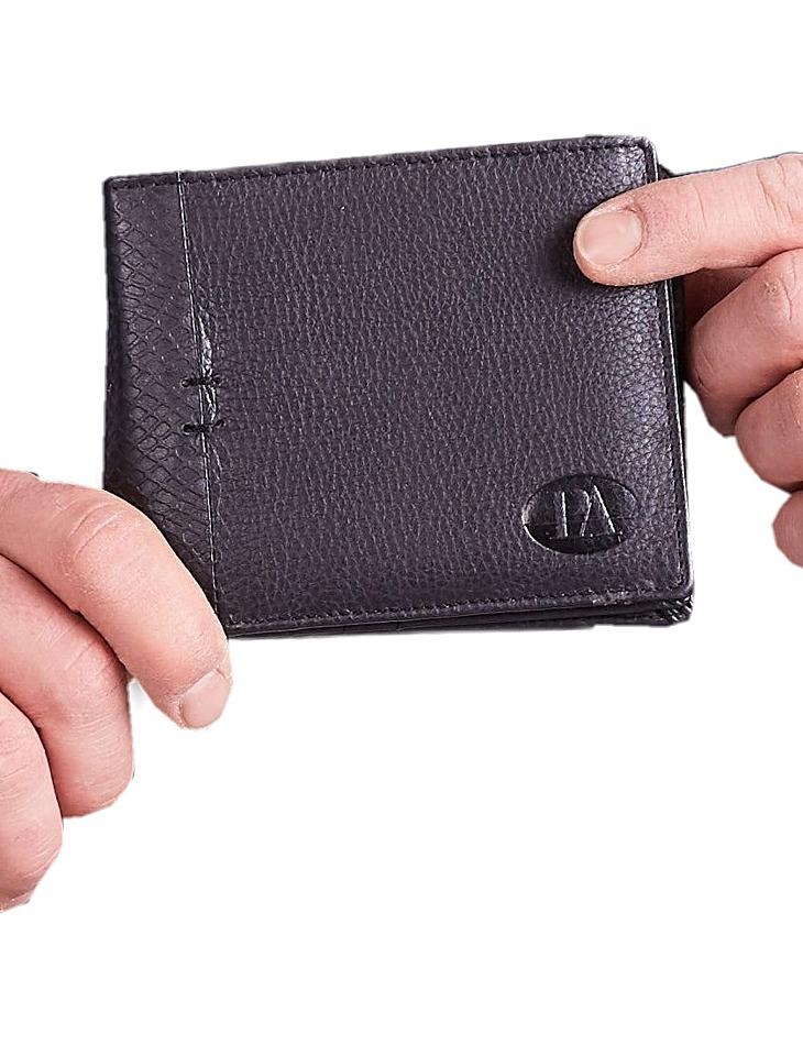 čierna pánska peňaženka vel. ONE SIZE