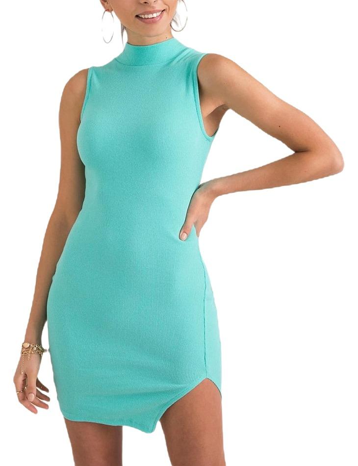 Dámske modré šaty vel. S