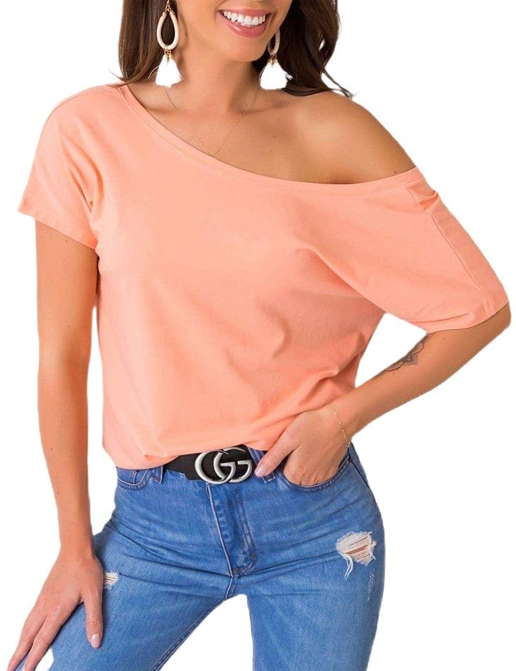Dámske ružové tričko vel. XL