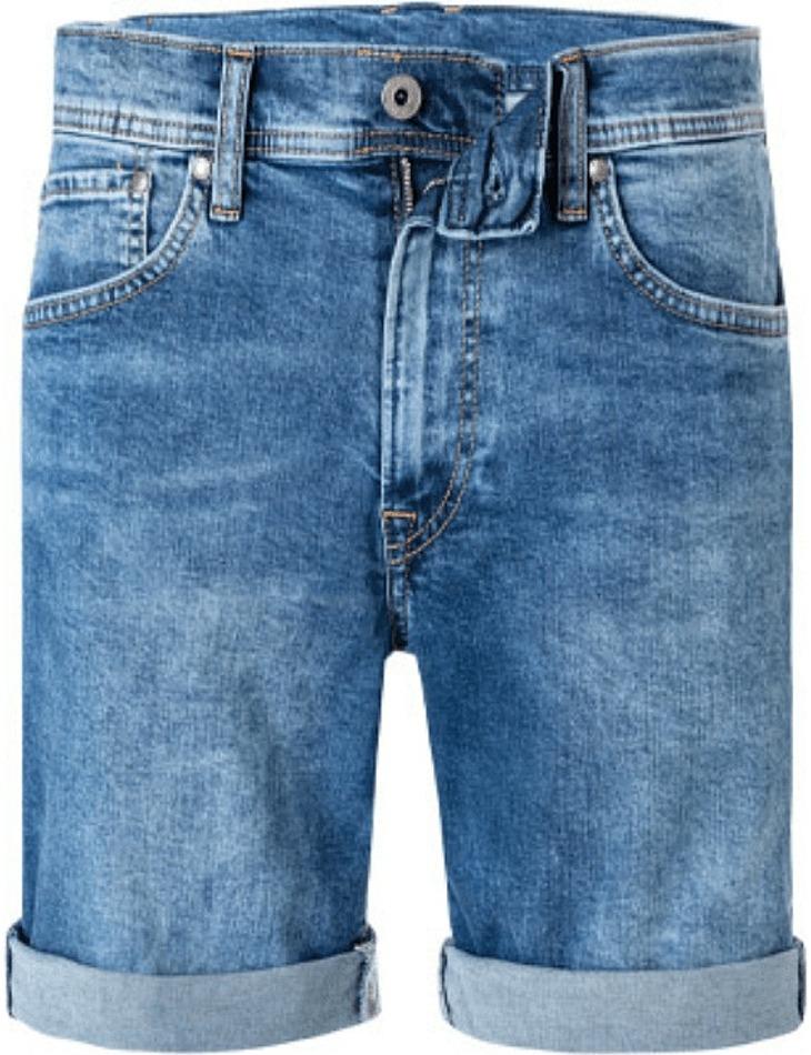 Pánske jeansové kraťasy Pepe Jeans vel. 30