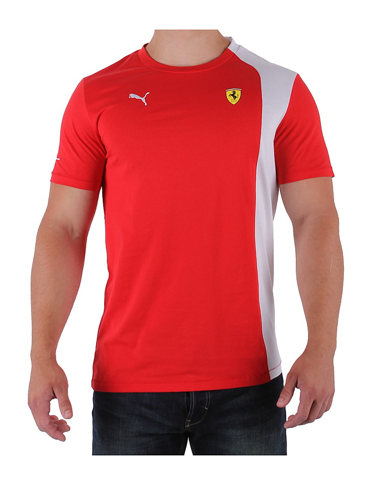 b80a3404f26c8 Pánske tričko Puma Ferrari | Outlet Expert