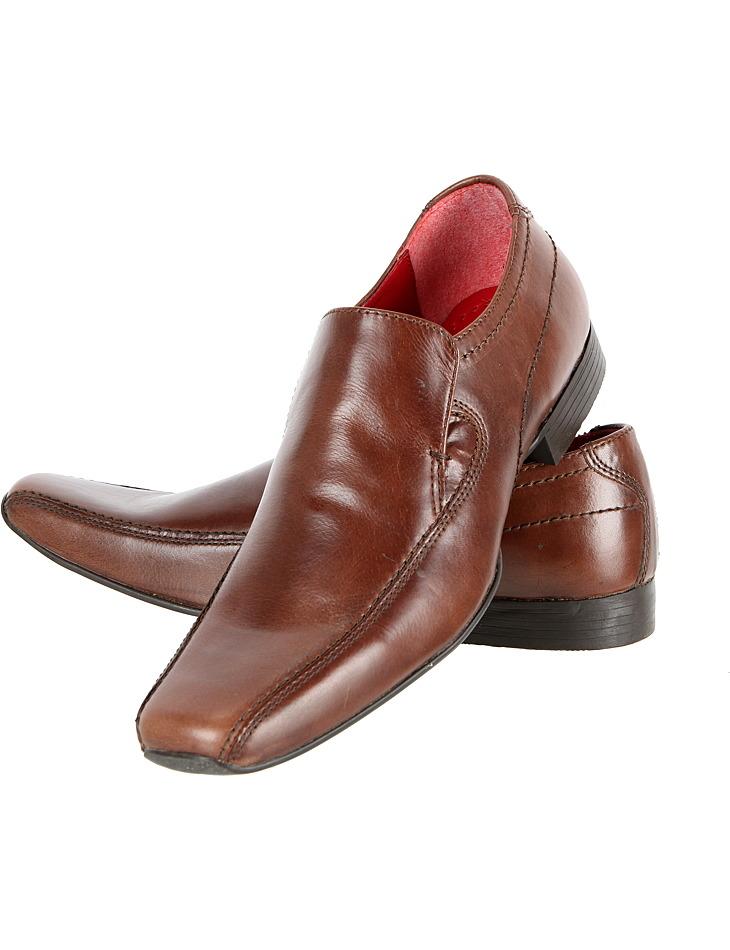 Pánska kožená spoločenská obuv Red Tape Leek vel. EUR 41, UK 7