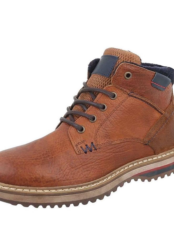 94d617ef67 Pánske zimné kožené topánky Coolwalk