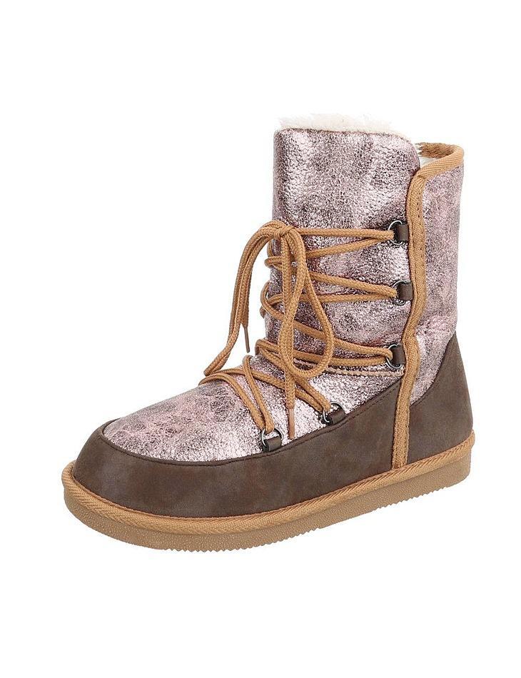 b95587aef2c34 Dámske vysoké zimné topánky | Outlet Expert