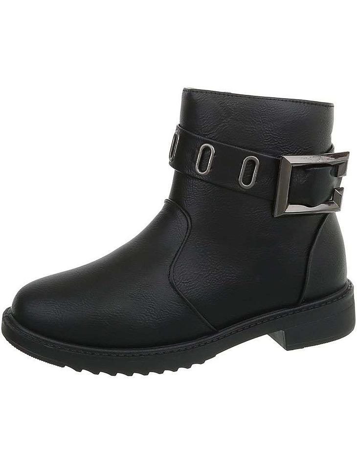 Dámske zimné členkové topánky vel. 36