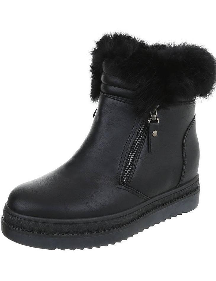 Dámske vysoké zimné topánky vel. EUR 37, UK 4