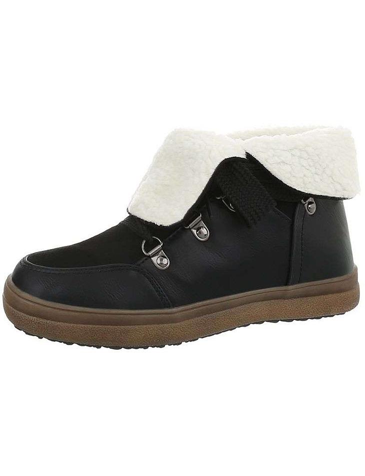 Dámske štýlové zimné topánky vel. EUR 38, UK 5