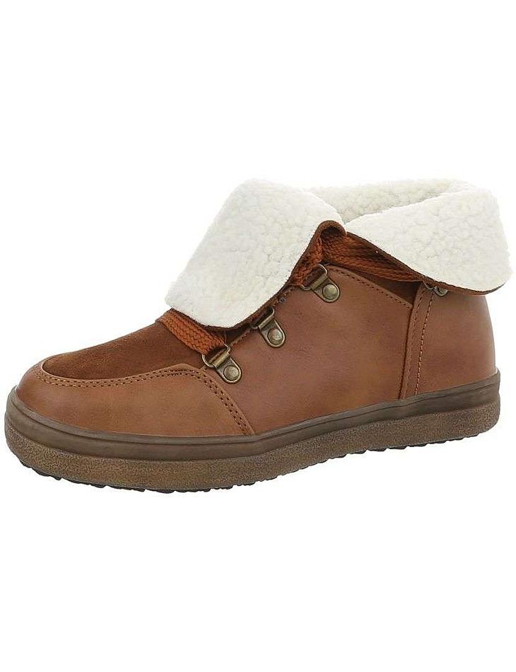 Dámske štýlové zimné topánky  24b4eca1c2d
