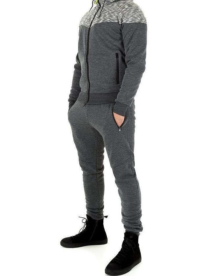 Pánska tepláková súprava Fashion Šport  d16460470e