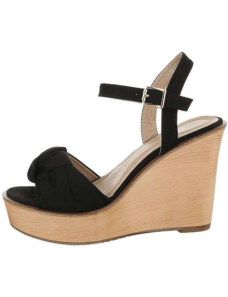 Dámske vysoké sandále vel. 41