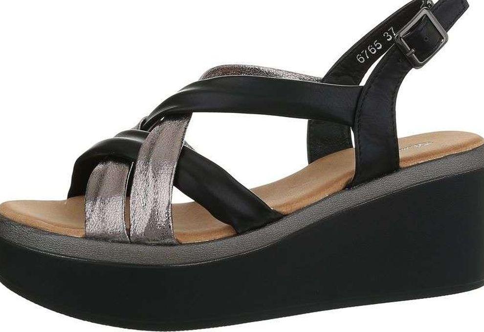 3dde6a192dd7c Hezke damske cierne sandale 37   Stojizato.sme.sk