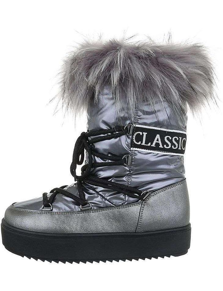 Dámska zimná obuv vel. 38