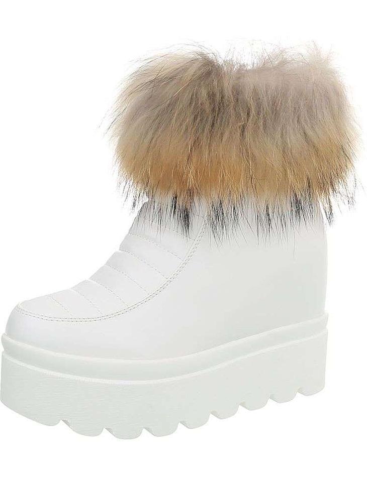 Dámska zimná obuv vel. 39