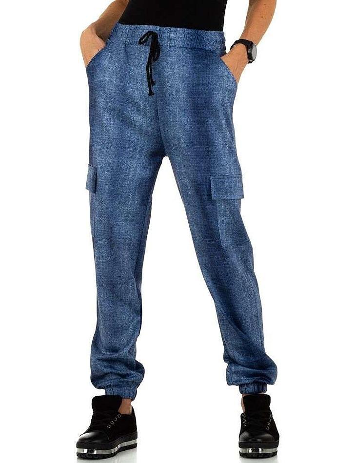 Dámske voĺnočasové nohavice vel. XL/XXL