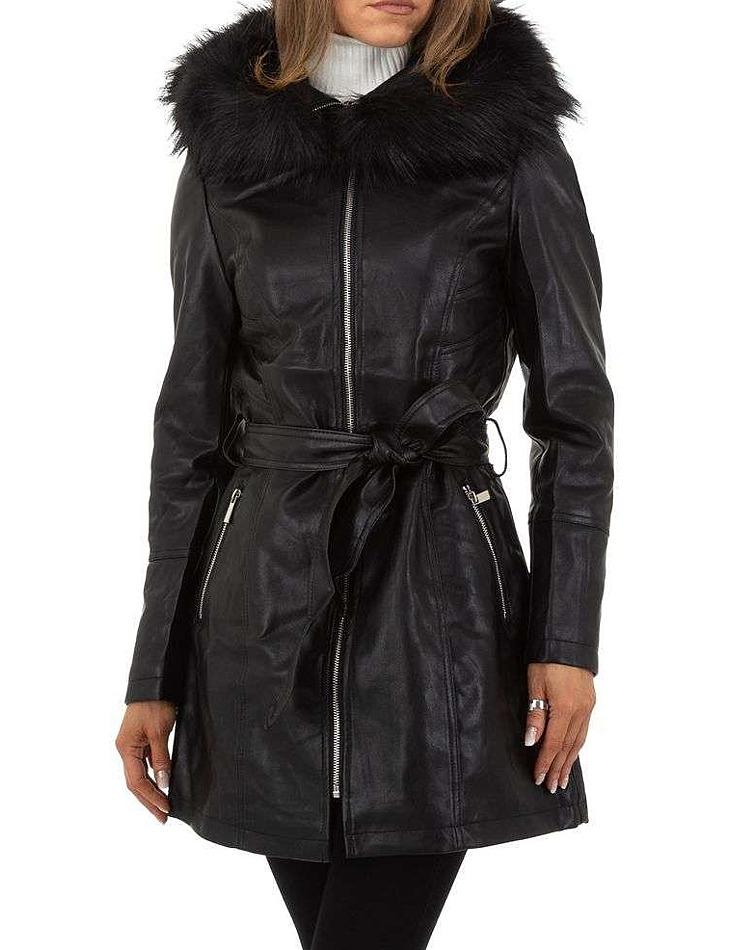 Dámsky módny kabát vel. XL/42