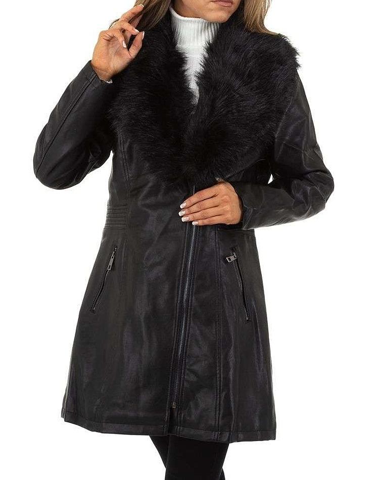 Dámsky módny kabát vel. L/40